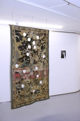 Alcon, gobelin found in Brussels, 183 x 110 cm