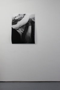 Between bodies, B&W photography 60 x 80 cm Ed. 2 + 1 A.P.